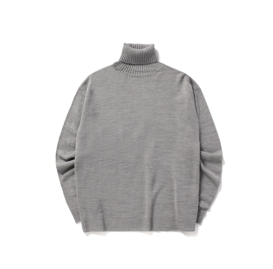 LAMO SD POLAR NECK (GRAY)